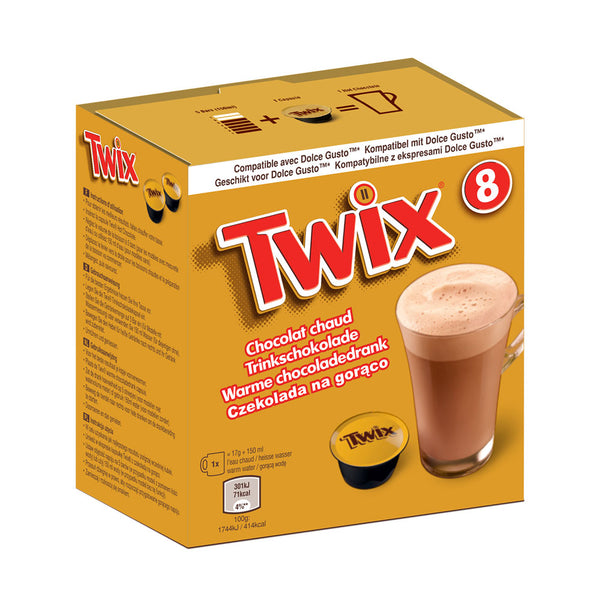 Twix - Hot Chocolate