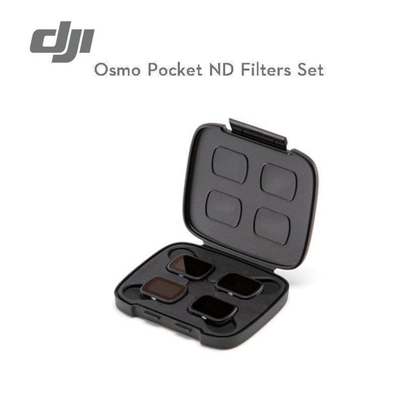 DJI Osmo Pocket ND Filters Set-Parts & Accessories-Drones Xpress