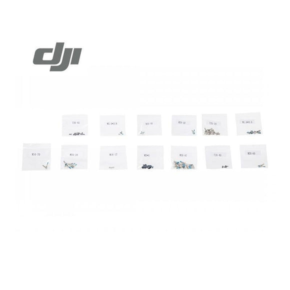 DJI Phantom 4 Screw Set-Parts & Accessories-Drones Xpress