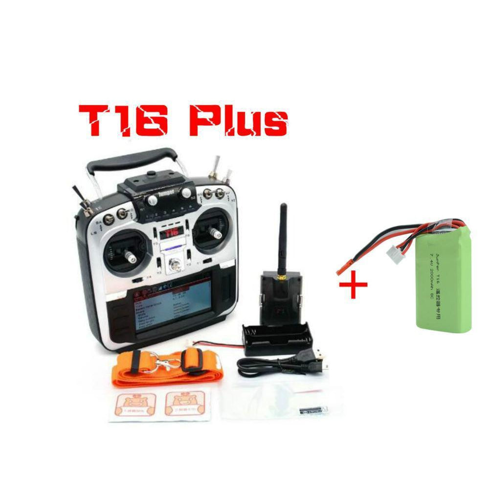 Jumper T16 / T16 Plus Hall Gimbal Open Source Multi-protocol Radio Transmitter-Parts & Accessories-Drones Xpress