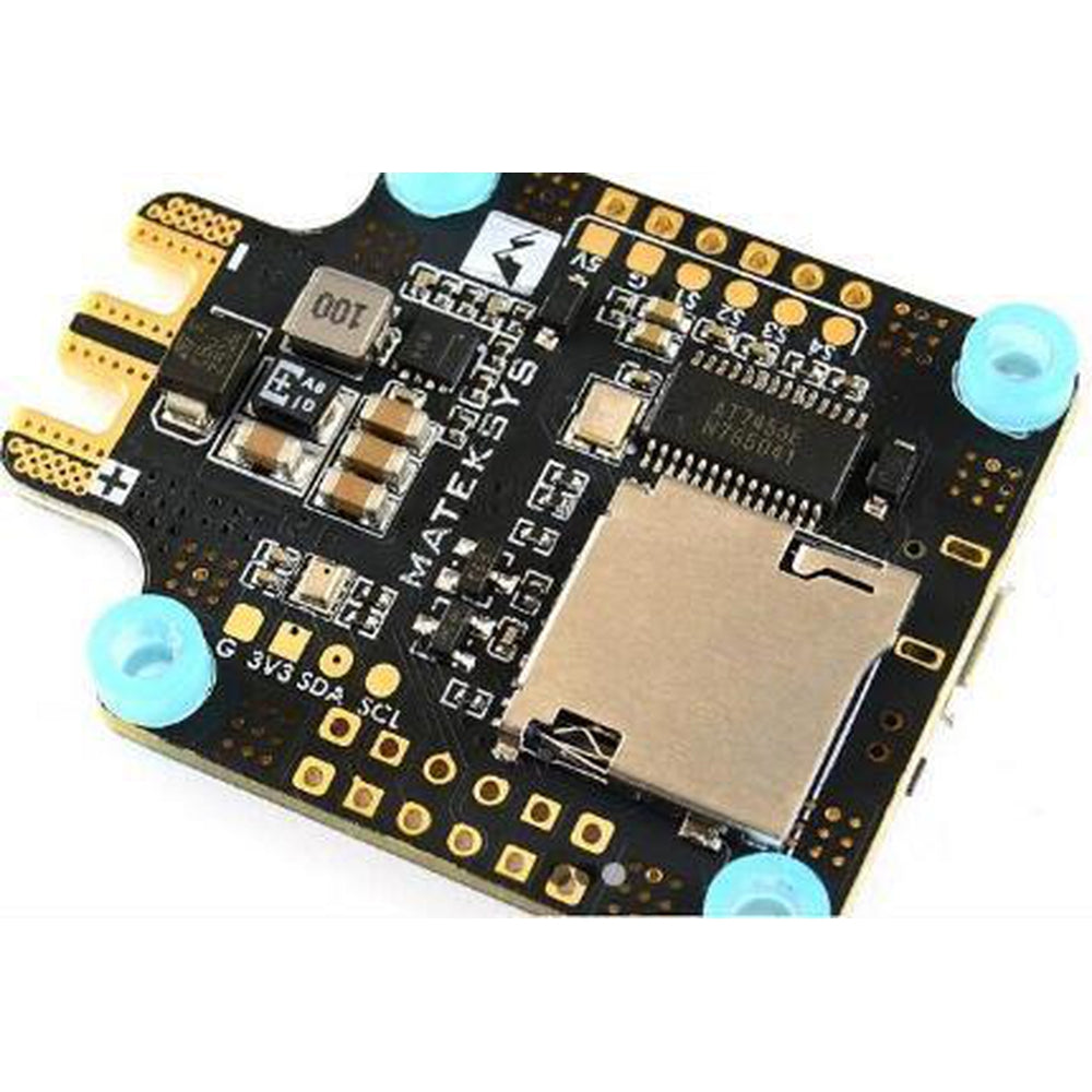 Matek Systems BetaFlight F405-CTR Flight Controller-Parts & Accessories-Drones Xpress