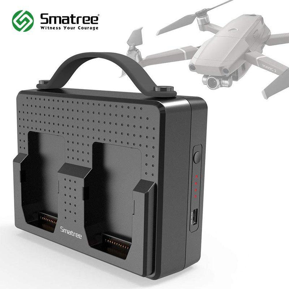 Smatree Portable Charging Station SP150-Parts & Accessories-Drones Xpress