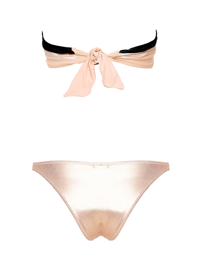 Three piece bikini set