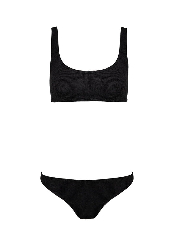 Black swimsuit one size