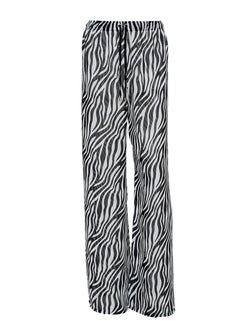 Chiffon beach trousers