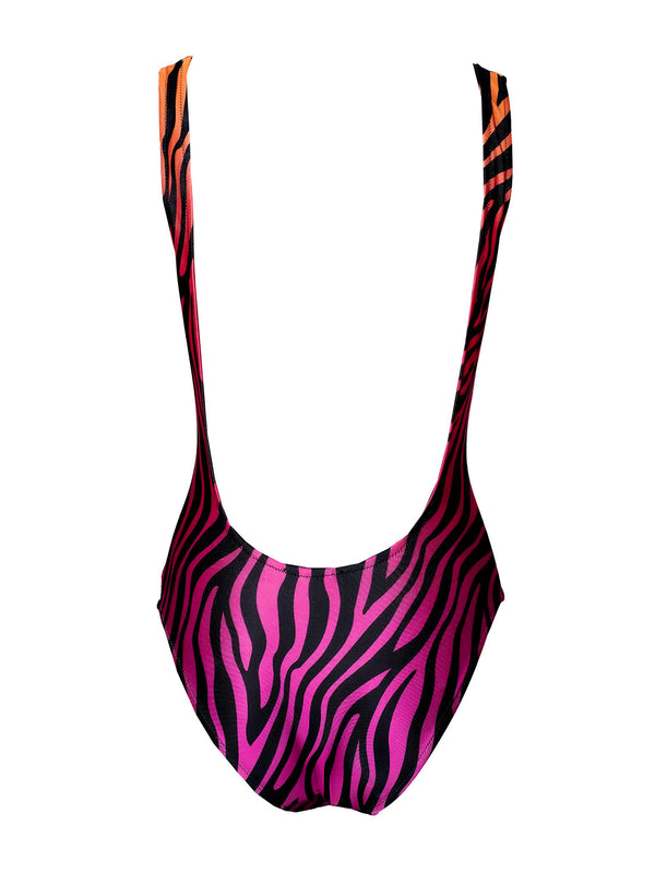 Colorful One Piece Swimsuit ADRIANA