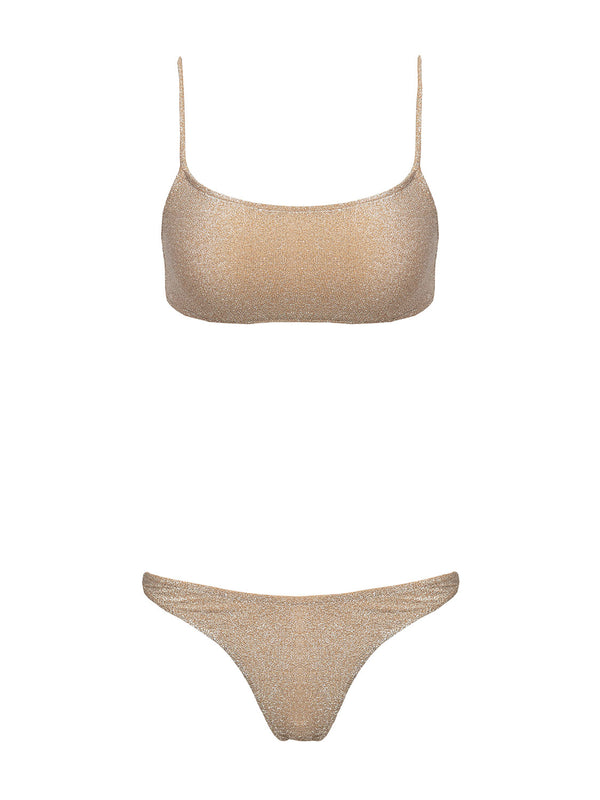 Two Pieces CHIARA In Gold Color