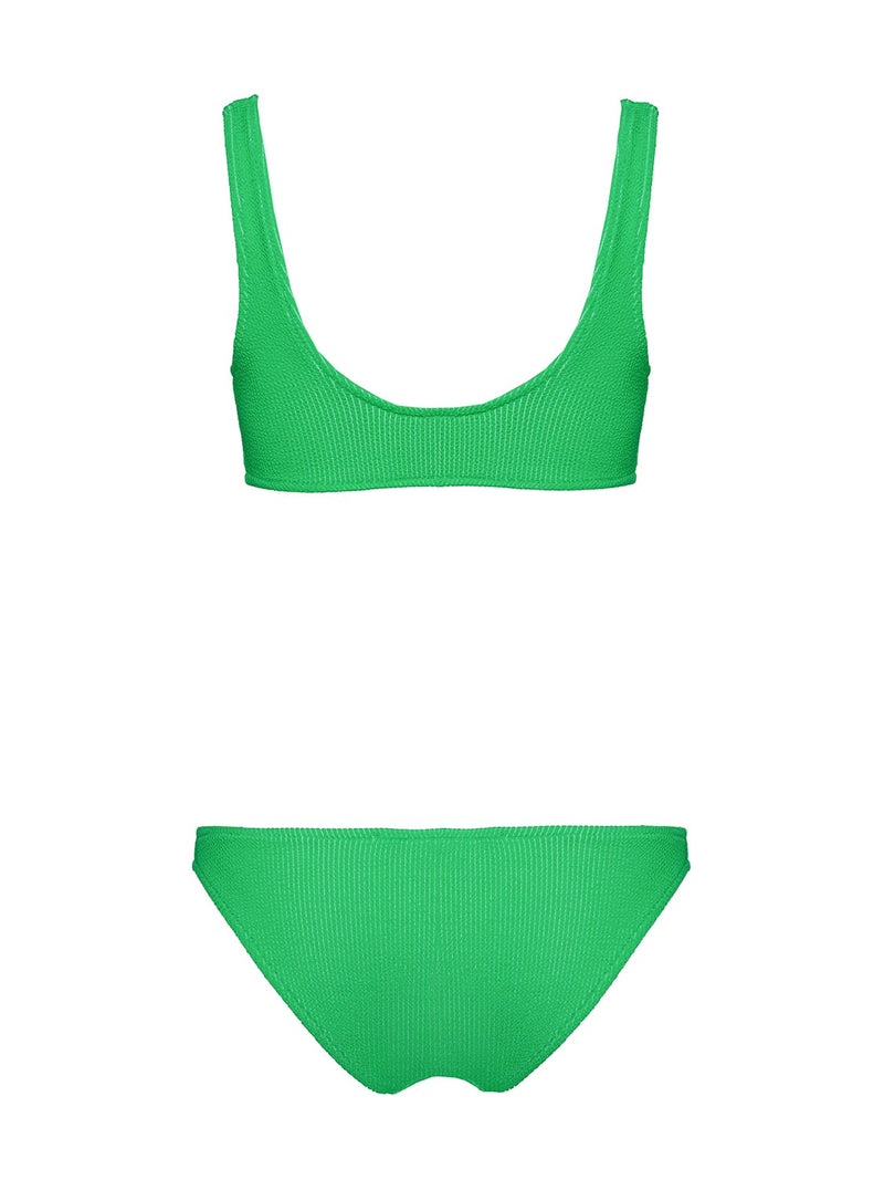 Two Piece Swimsuit EMILY LIME