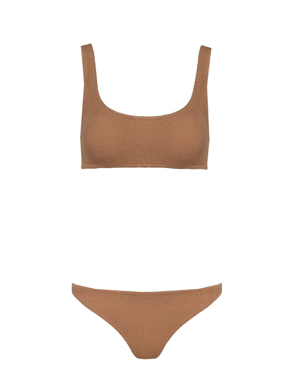 Two piece swimsuit one size