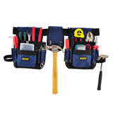Whole Sale FASITE 32-POCKET Medium Electrical Maintenance Tool Pouch 14 pieces