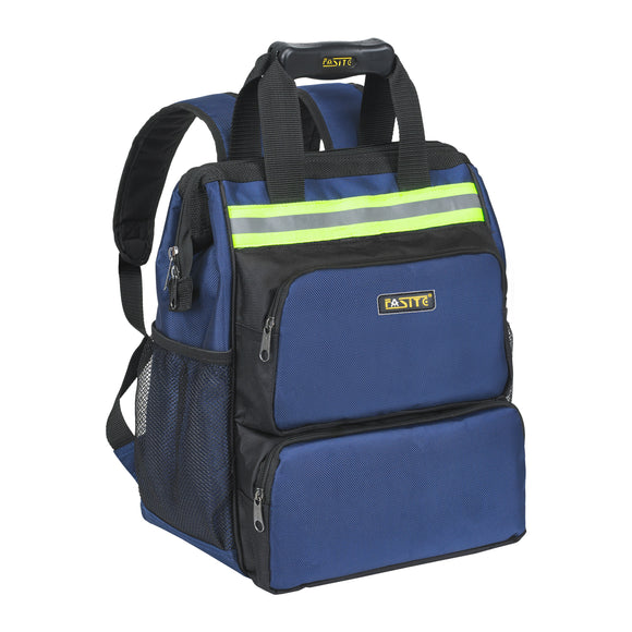 X516 Tool Laptop Backpack Luggage for Men Women- Fit 16 Inch Laptops Notebook, Blue
