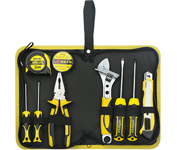 10PCS HOME OWNER'S TOOL SET HY-B10