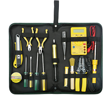 17PCS ELECTRICAL TOOL SET HY-B17