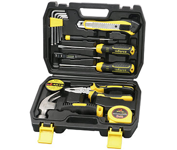 WHOLE SALE 15 PCS HOME OWNER'S TOOL SET  HY-N15 10 SETS