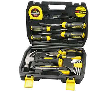 16 PCS HOME OWNER'S TOOL SET  HY-N16
