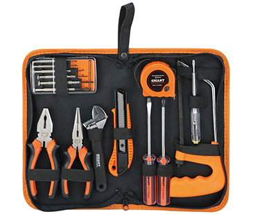 15PCS HOME OWNER'S TOOL SET HY-T15