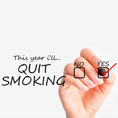 Quite smoking checklist. Smoking and accelerated aging.