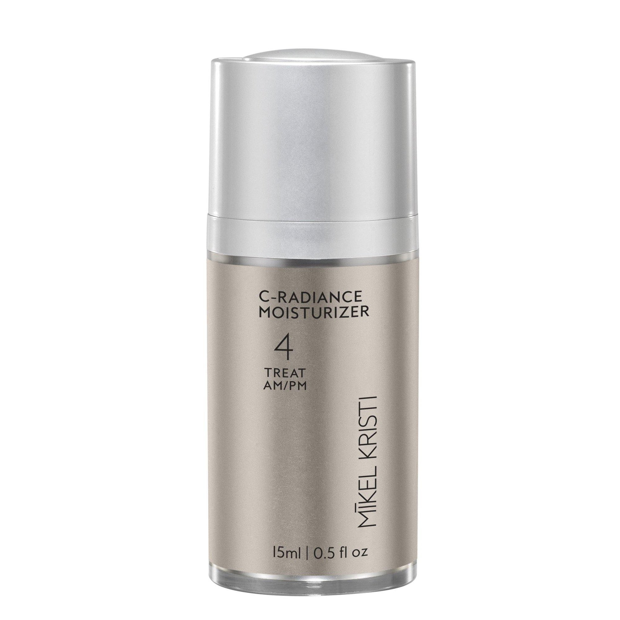 C Radiance Moisturizer 15ml by Mikel Kristi Skincare