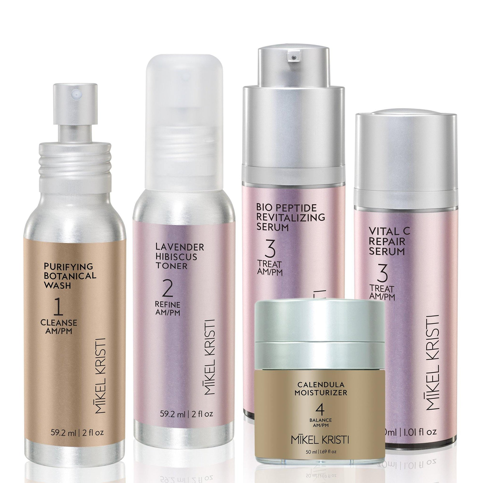 Post Treatment Collection by Mikel Kristi Skincare