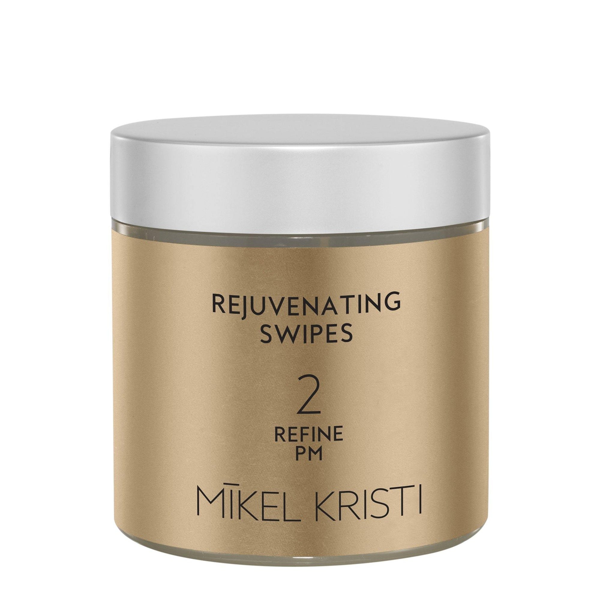 Rejuvenating Swipes - Mikel Kristi