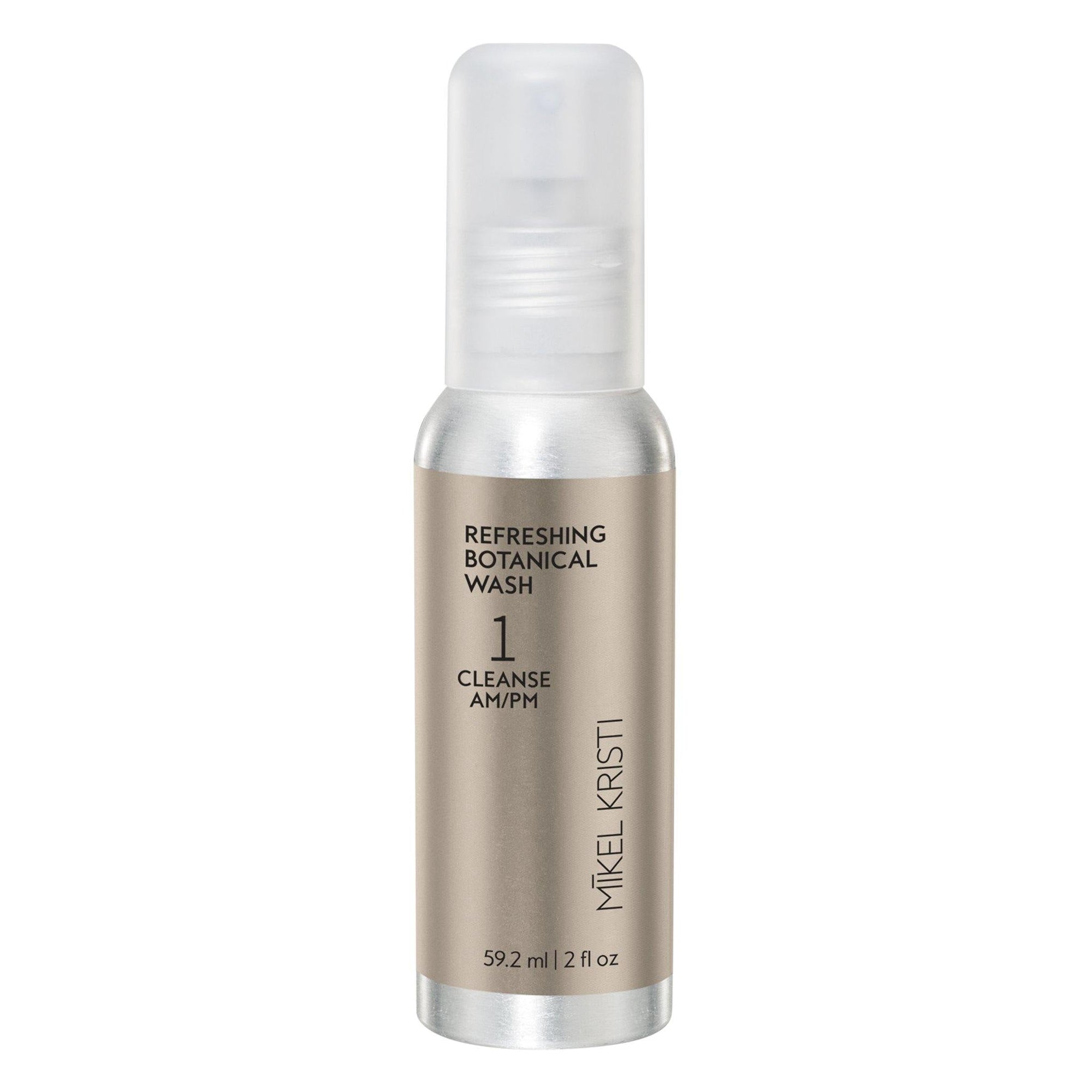 Refreshing Botanical Wash 60 ml - Mikel Kristi