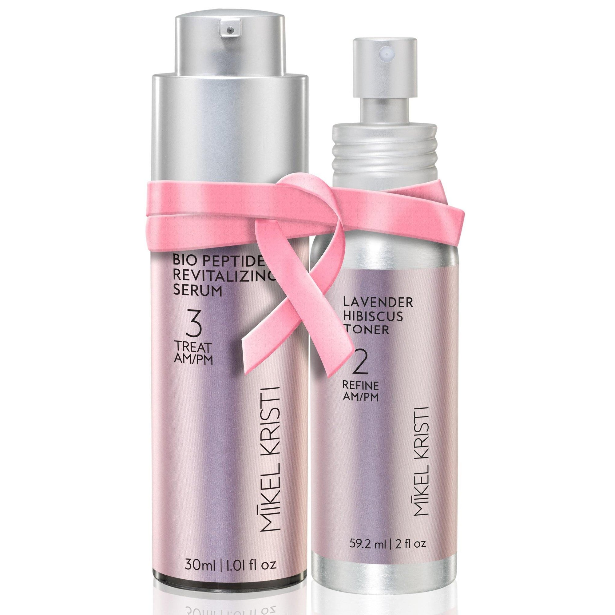 The Pink Collection by Mikel Kristi Skincare