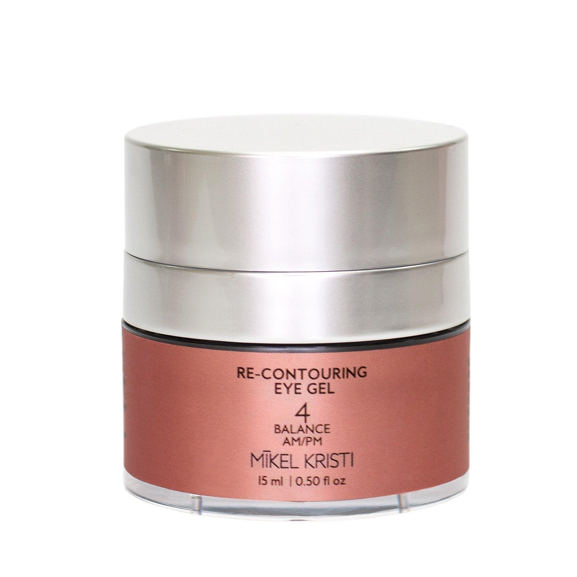 Recontorung eye gel by Mikel Kristi Skincare