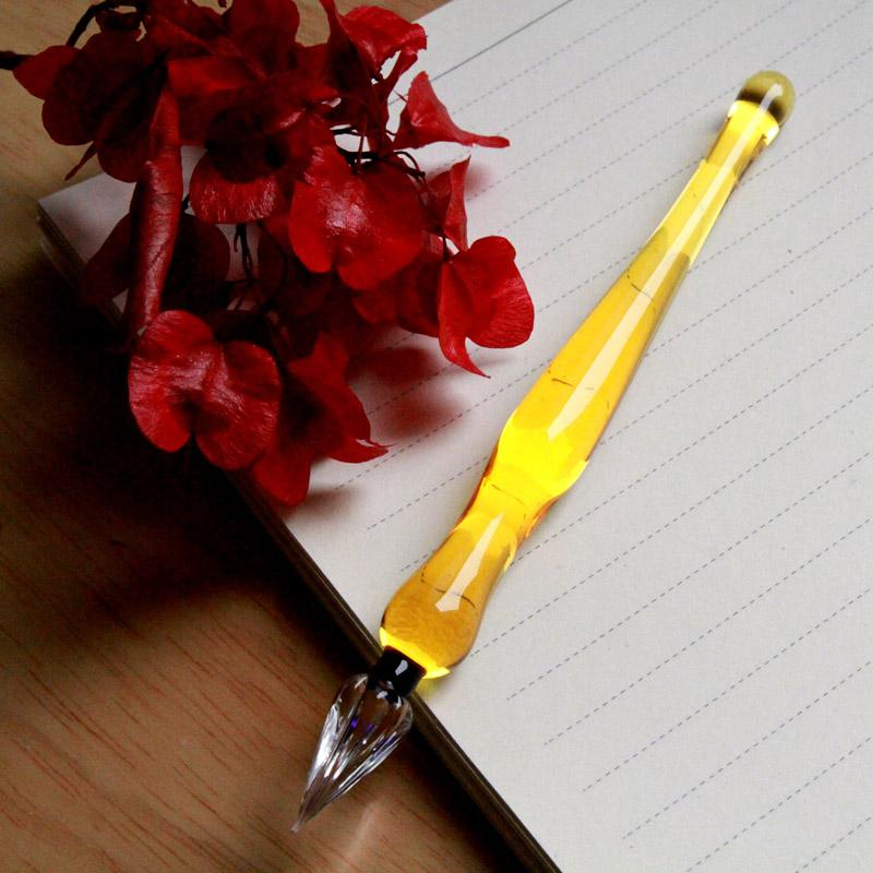 Special Edition Dip Glass Pen