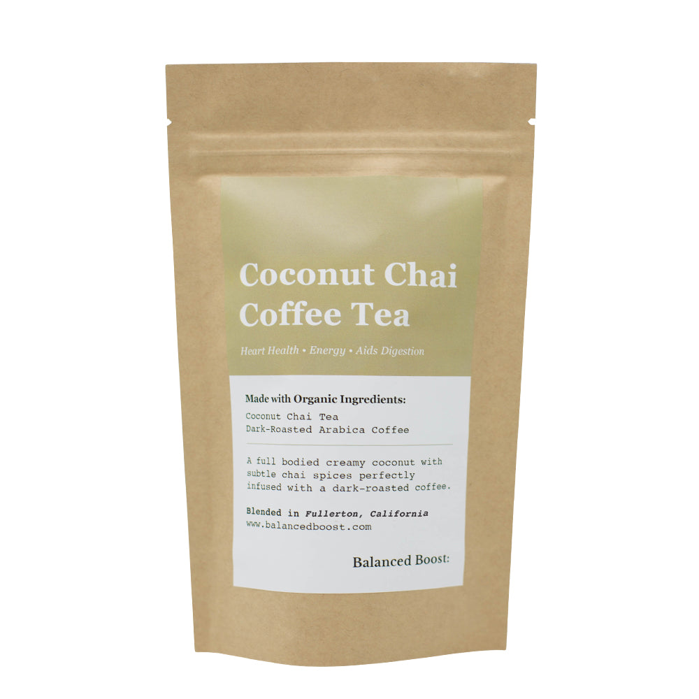 Coconut Chai Coffee Tea Blend
