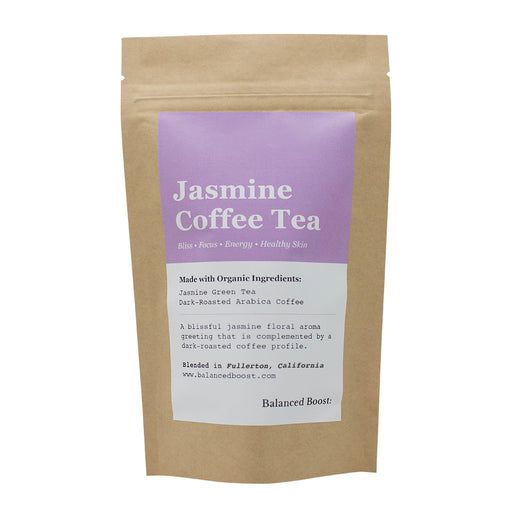 Jasmine Coffee Tea Blend