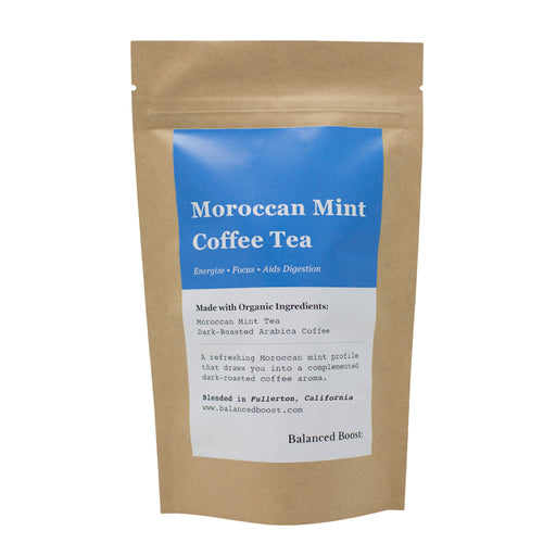Moroccan Mint Coffee Tea Blend