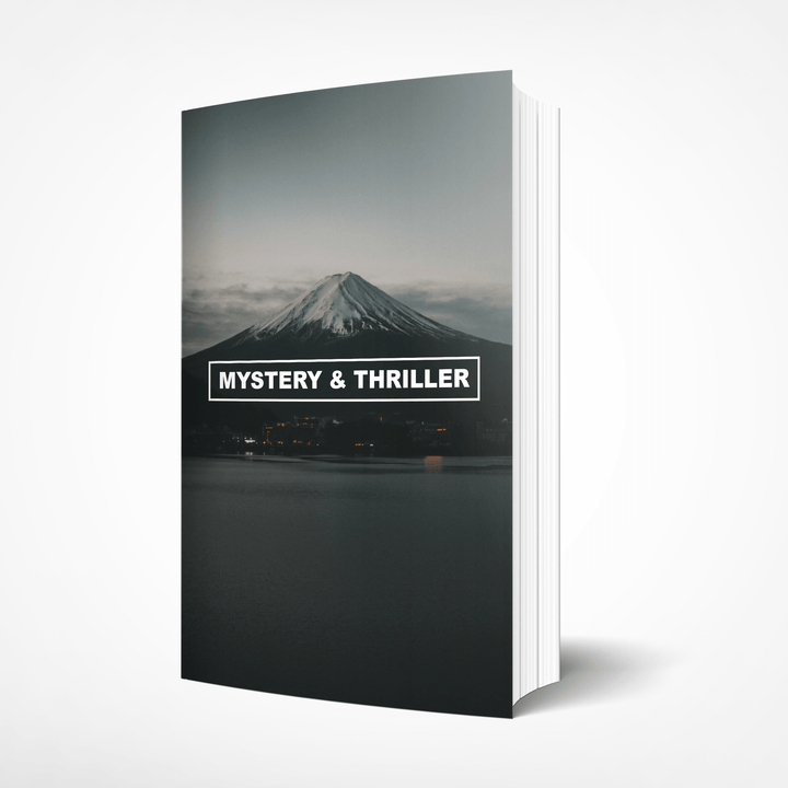 Mystery & Thriller Japanese Book Subscription Package - Osusume Books