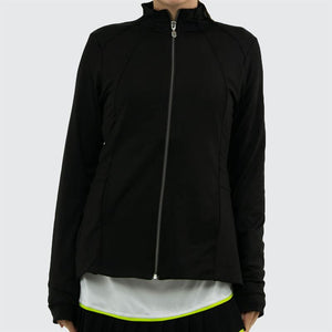 Pleated Jacket - Black