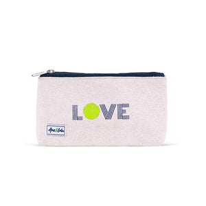 Icon Brush It Off Cosmetic Case - Green Love