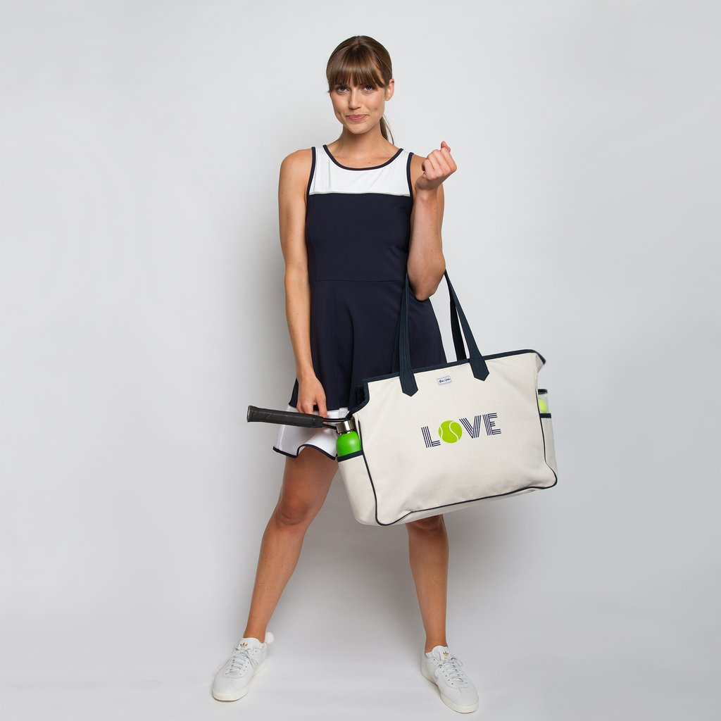 Love All Court Bag