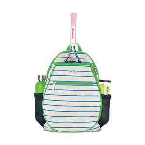 Tennis Camper Backpack - Quinn