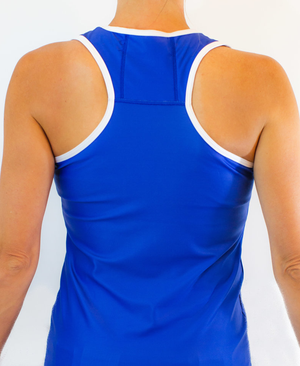 SPF Racerback  - Royal