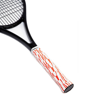 Tennis Over Grips - Tangerine Tiger