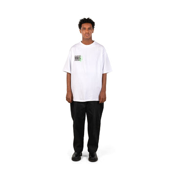 LES (ART)ISTS X AITCH X 1886 - WHITE 18 T-SHIRT