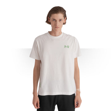 PI 12 T - SHIRT WHITE
