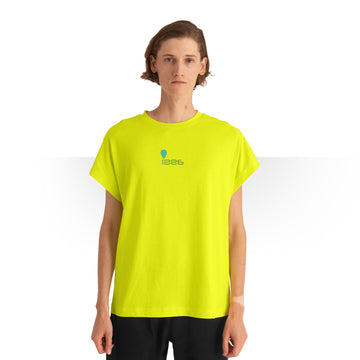 JAMAICAN CUT T - SHIRT YELLOW