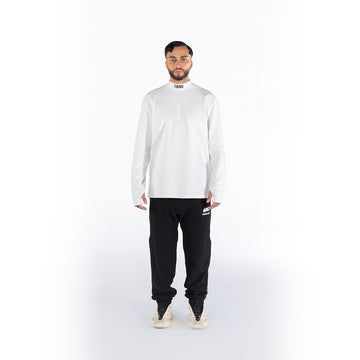 TURTLENECK - OFF WHITE