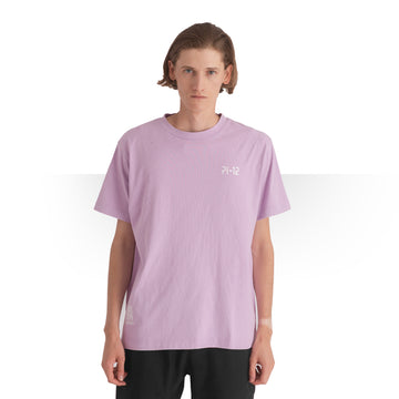 PI 12 T - SHIRT PURPLE