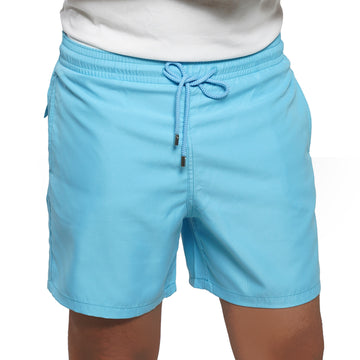SWIMMING SHORT BABY BLUE