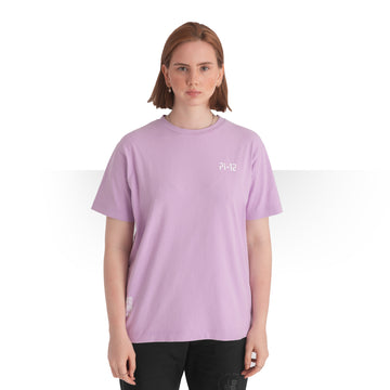 PI 12 OVERSIZE T - SHIRT PURPLE WOMEN