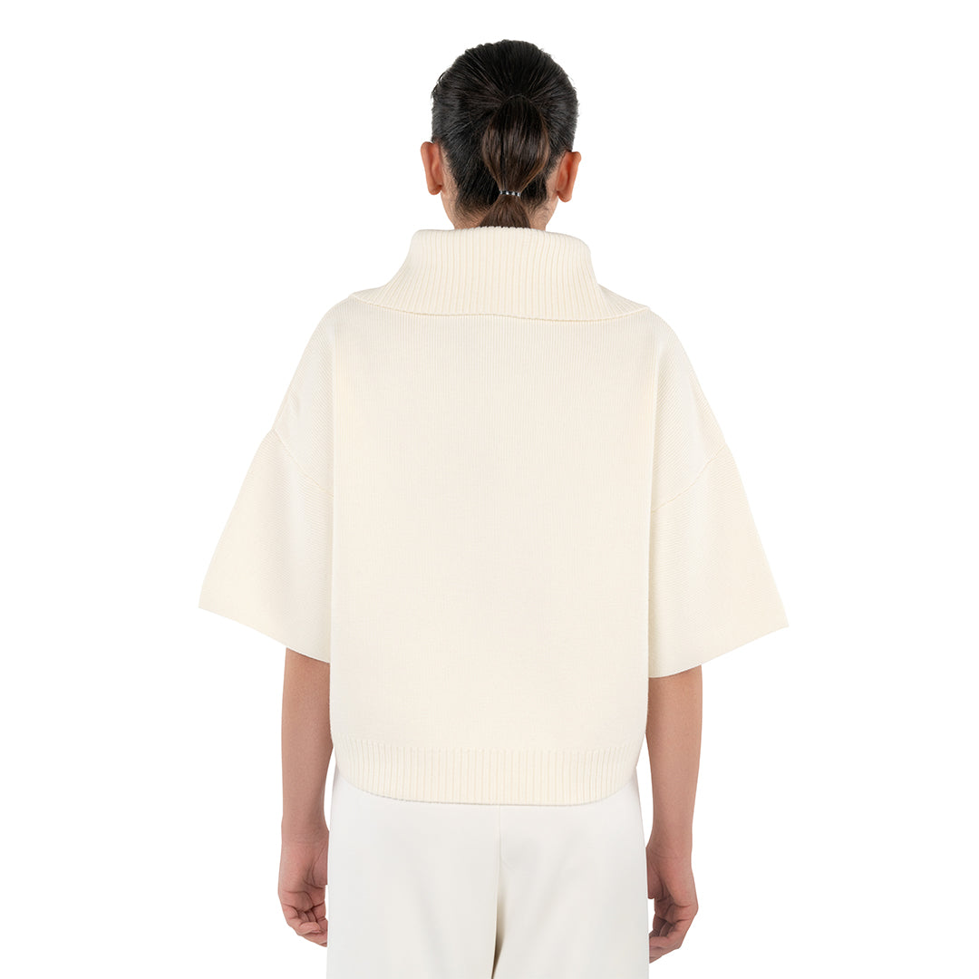 POLO SHIRT - OFF WHITE