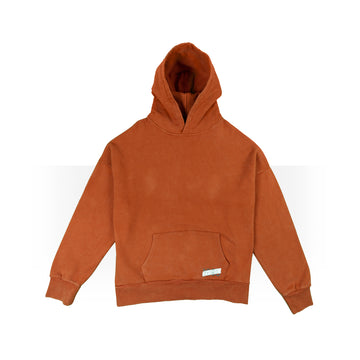 Plain Brown Hoodie Women