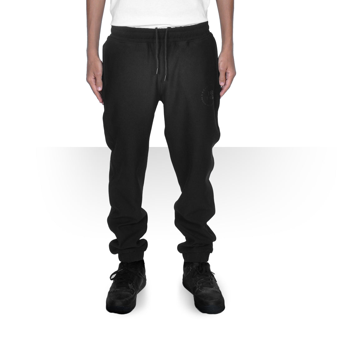 BLACK OVERSIZED PANTS