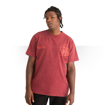 Pandemic OVERSIZE T - SHIRT RED