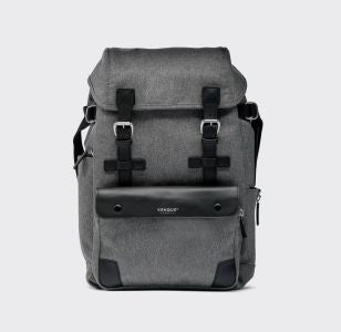 Alpine Rucksack Grey - My Fifth Avenue